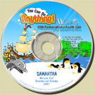 <font size=1.5>YOU CAN DO ANYTHING<br>an album of 8 original upbeat, exciting and fun songs personalized using the child's name an amazing 106 times.  1-6 yrs.<br>C$ 25.50 + S&H + GST or 3,300 points